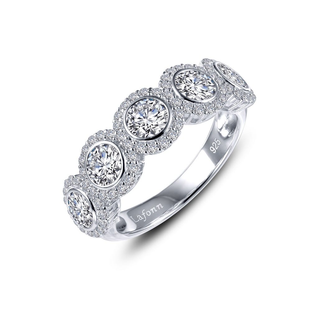 177d96436711a stunning ring set with simulated diamonds in sterling silver bonded with  platinum